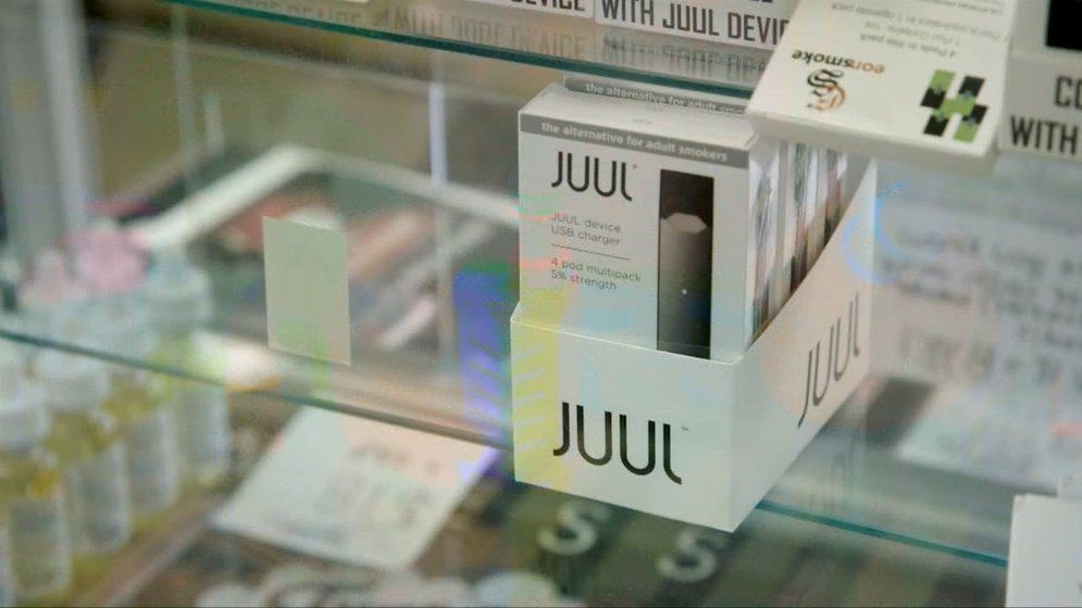 E-cigarette maker 'Juul' stops selling flavored products, amid s