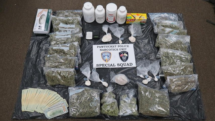 Pawtucket Police arrest 2 on drug charges - ABC6 - Providence, RI