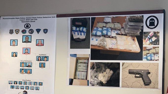 Bristol County DA reveals details of 'Operation Ghost