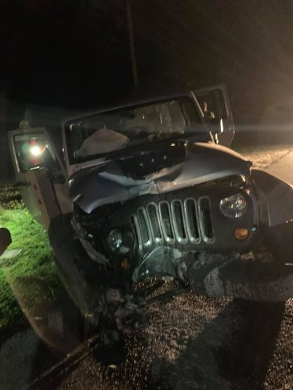 Two arrested in Dighton after car crashes into pole - ABC6