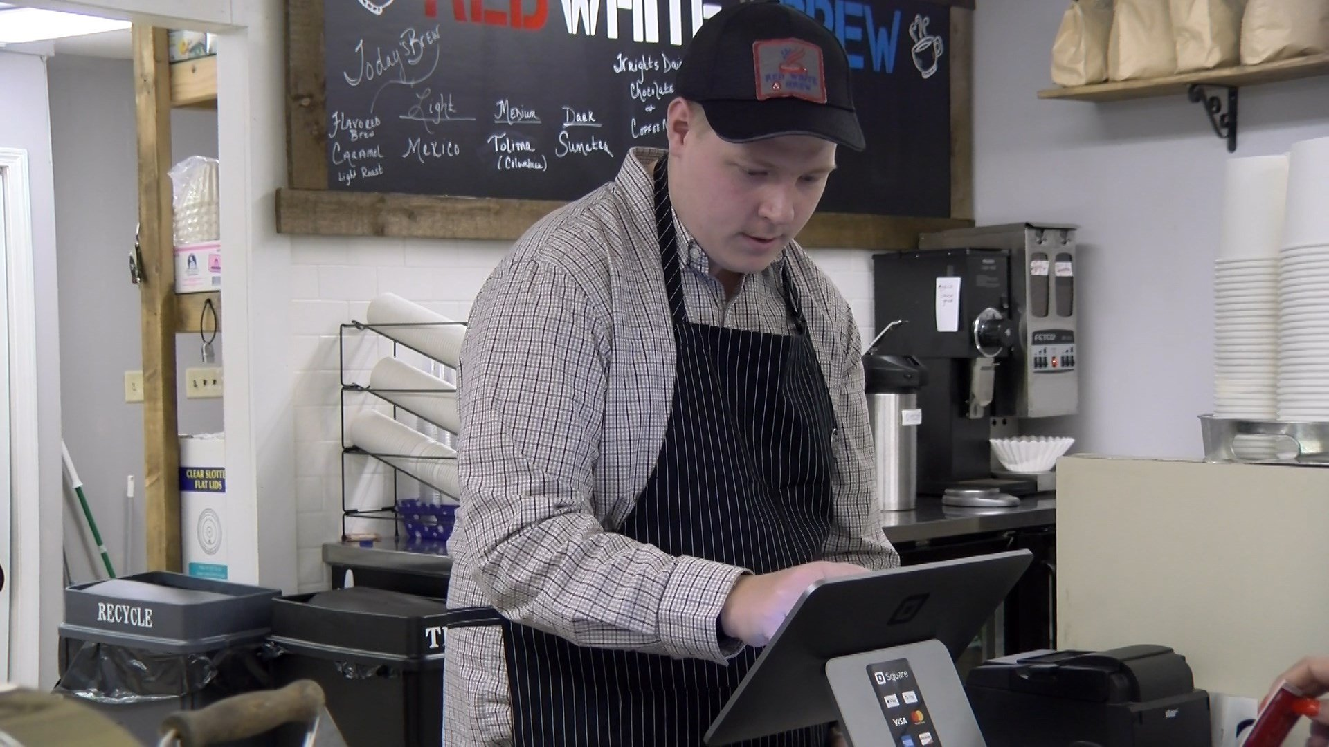 Image result for Man with autism starts his own business after no one else would hire him