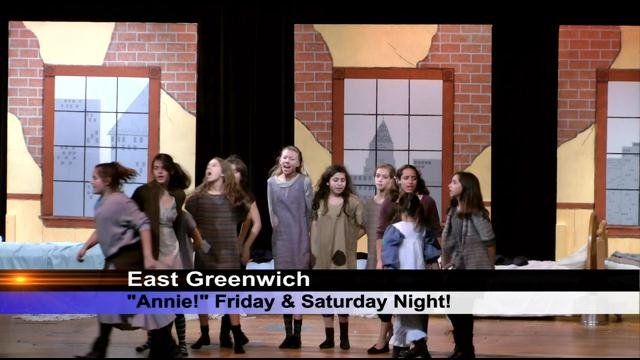 "Fun Weekend Events: See ""Annie!"" in East Greenwich - ABC6"