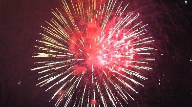 command block fireworks