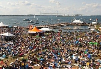 First wave of artists announced for Newport Jazz festival